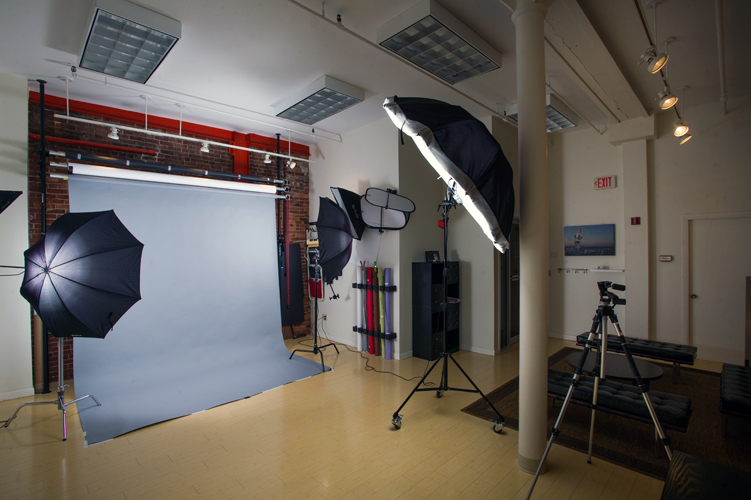 Portland Maine Commercial Photo Studio