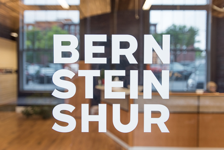 Bernstein Shur: letting clients help tell the story