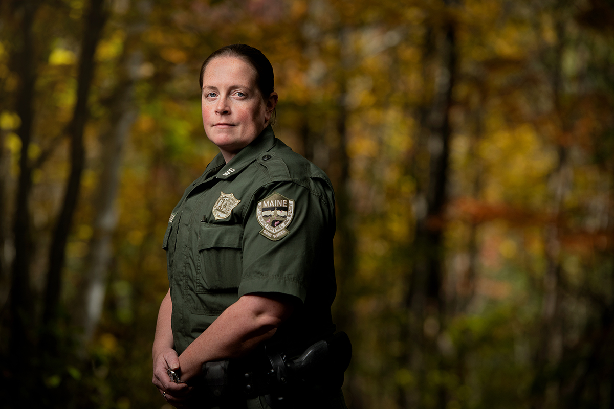 Maine Game Warden